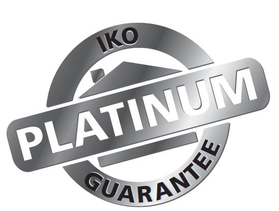 Platinová záruka od IKO kryje veškeré náklady pro majitele domu