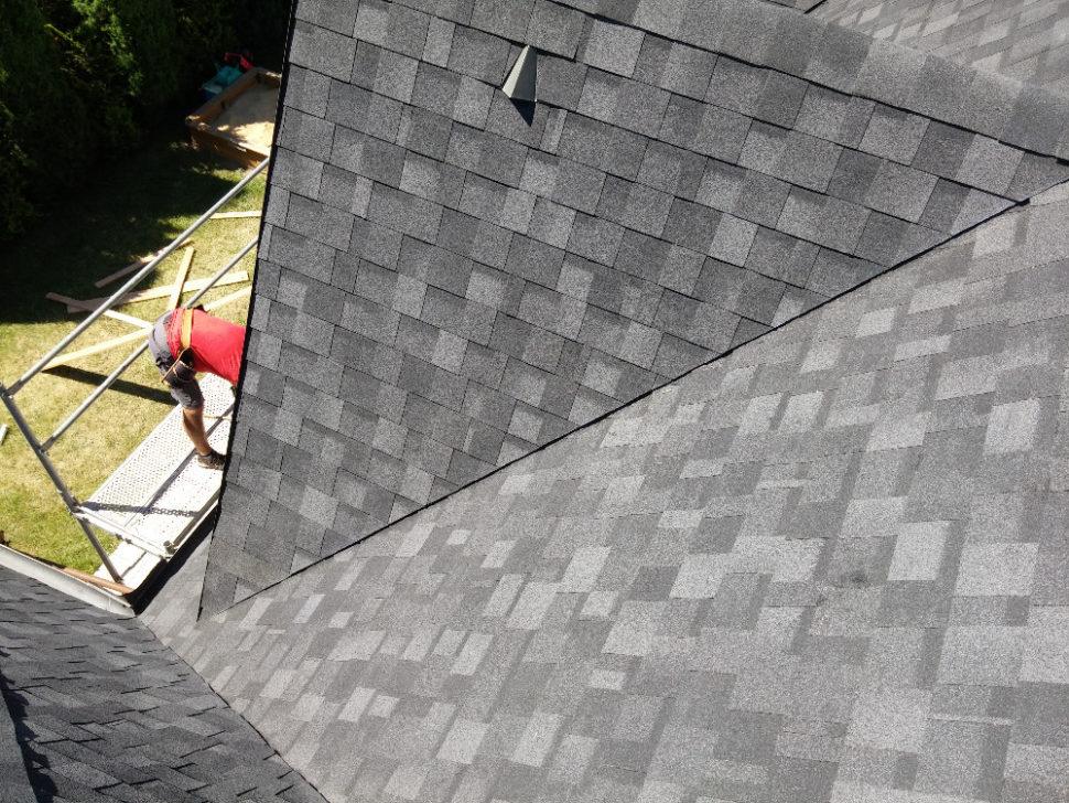 rekonstrukce střechy, šindel, Cambridge Xpress 50, lehká střešní krytina, rychle, snadno a levně
