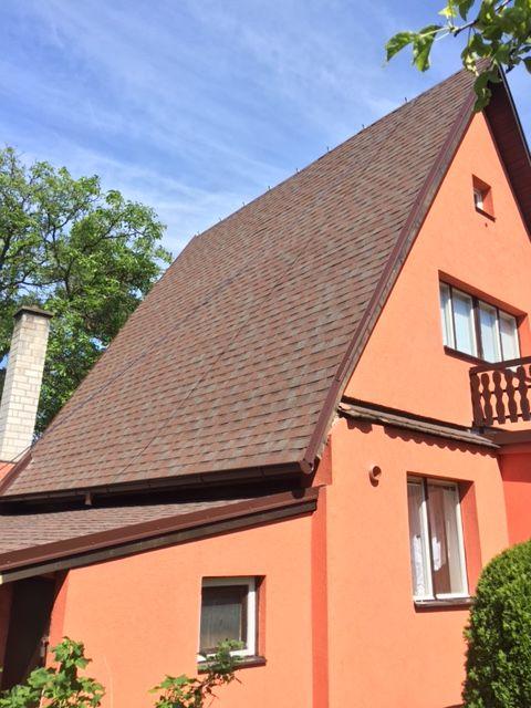 nova strecha porekonstrukci sindelem Cambridge