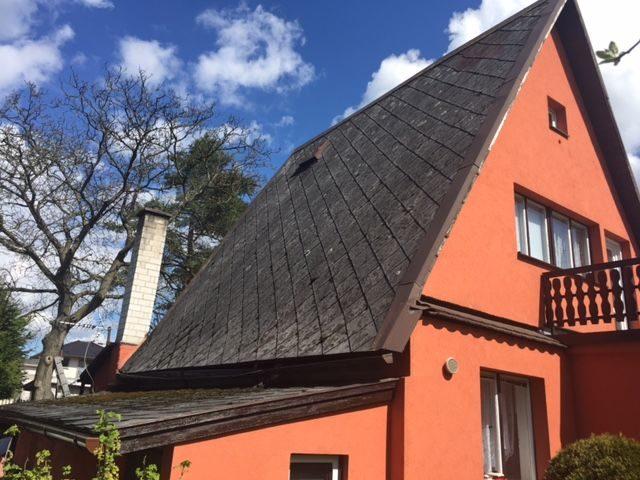 puvodni stara eternitova strecha