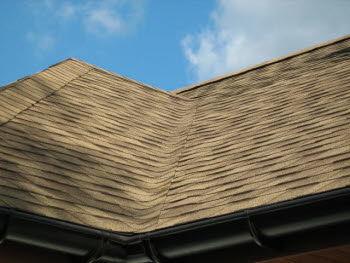 IKO Cambridge earthtone cedar detail strechy