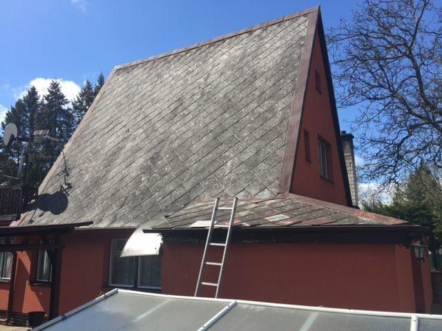 stara eternitova strecha